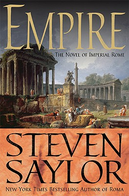 Image for EMPIRE A NOVEL OF IMPERIAL ROME