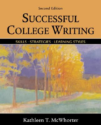 Image for Successful College Writing: Skills, Strategies, Learning Styles