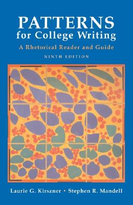 Image for Patterns for College Writing: A Rhetorical Reader and Guide