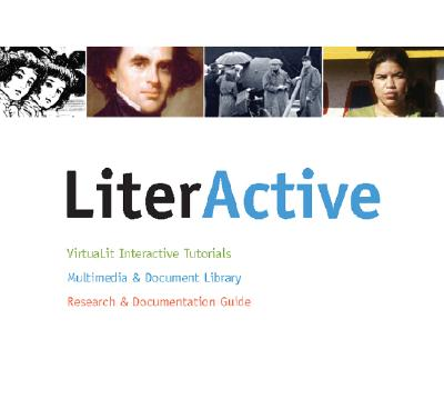 Image for LiterActive / (VirtualLit Interactive Tutorials / Multimedia & Document Library / Research & Documention Guide) [CD-ROM]