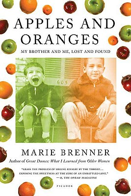 Image for APPLES AND ORANGES MY BROTHER AND ME, LOST AND FOUND