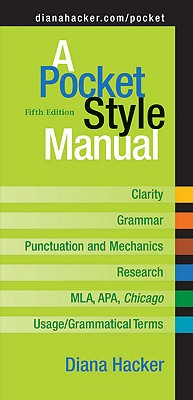 Image for A Pocket Style Manual