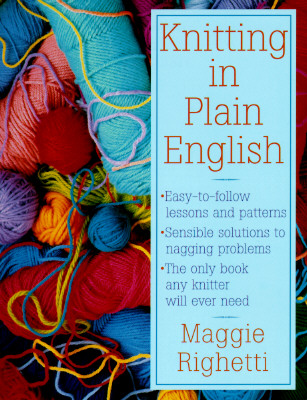 Image for Knitting in Plain English