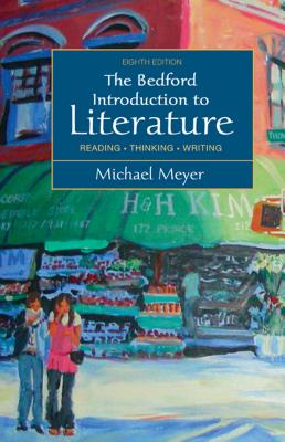 Image for Bedford Introduction to Literature : Reading, Thinking, Writing