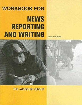 Image for Workbook for News Reporting and Writing
