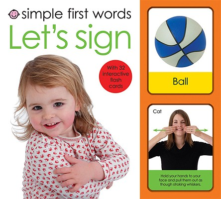 Simple First Words Let's Sign, Roger Priddy