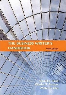 Image for The Business Writer's Handbook, Ninth Edition