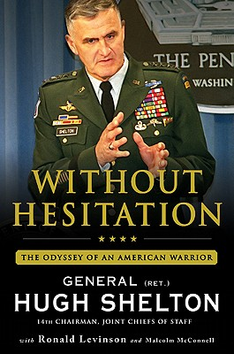 Image for WITHOUT HESITATION THE ODYSSEY OF AN AMERICAN WARRIOR
