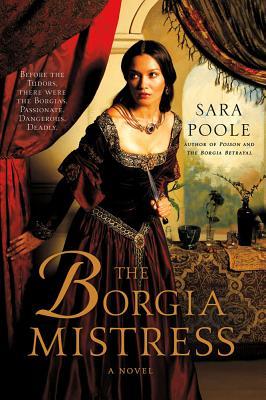 Image for BORGIA MISTRESS, THE