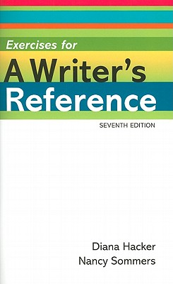Image for Exercises for A Writer's Reference Compact Format