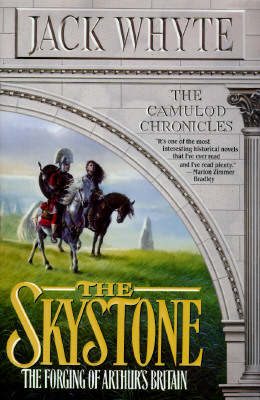 Image for The Skystone (The Camulod Chronicles, Book 1)
