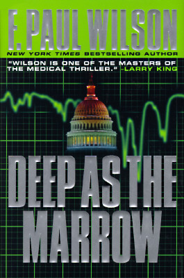 Image for DEEP AS THE MARROW
