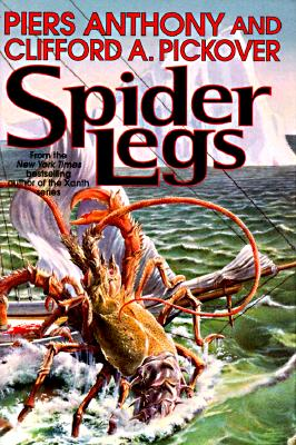 Image for Spider Legs : The Ultimate Crustacean Encounter