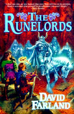 Image for The Runelords: The Sum Of All Men (The Runelords, Book 1)