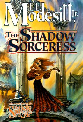 Image for The Shadow Sorceress (Spellsong Cycle, Book 4)
