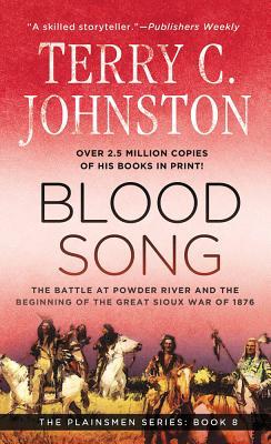 Image for Blood Song (The Plainsmen Series)