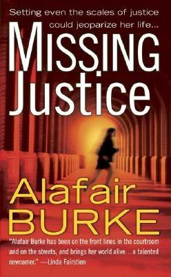 Image for Missing Justice (Samantha Kincaid Mysteries)