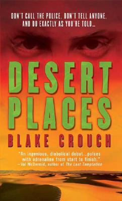 Image for Desert Places: A Novel of Terror
