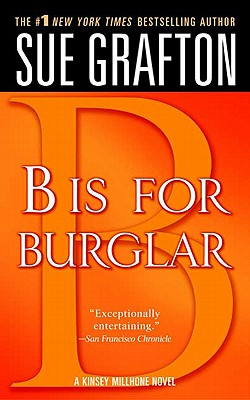 'B' is for Burglar (The Kinsey Millhone Alphabet Mysteries), Sue Grafton