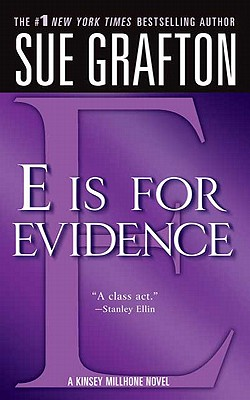 Image for E is for Evidence (The Kinsey Millhone Alphabet Mysteries)