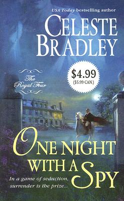 Image for One Night with a Spy (Royal Four, Book 3)