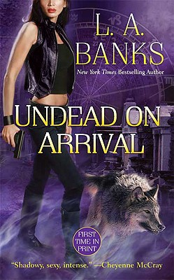 Image for Undead on Arrival (Crimson Moon, Book 3)