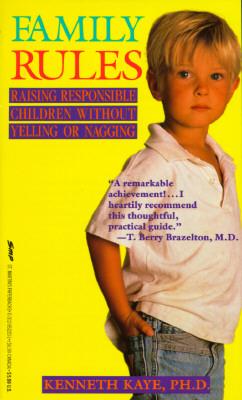 Image for Family Rules: Raising Responsible Children