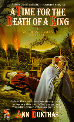 Image for A Time For The Death Of A King (Nicholas Segalla Mysteries)