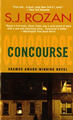 Concourse: A Bill Smith-Lydia Chin Mystery (A Bill Smith/Lydia Chin Novel), S. J. Rozan