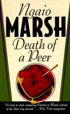 Image for Death of a Peer