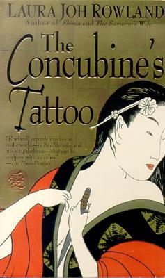 Image for The Concubine's Tattoo (Sano Ichiro Novels)