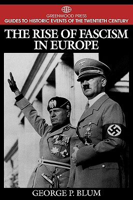Image for The Rise of Fascism in Europe