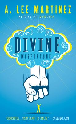 Image for Divine Misfortune