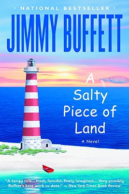 Image for SALTY PIECE OF LAND, A