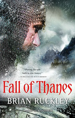 Image for FALL OF THANES