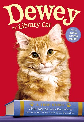 Image for Dewey the Library Cat: A True Story