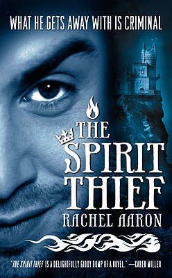 Image for The Spirit Thief (Eli Monpress Book 1)