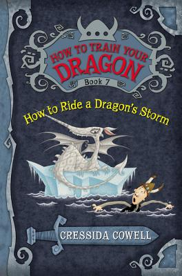 Image for HOW TO RIDE A DRAGON'S STORM (How to Train Your Dragon, 7)