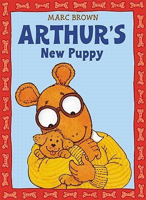 Image for ARTHUR'S NEW PUPPY