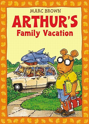 Image for ARTHUR'S FAMILY VACATION