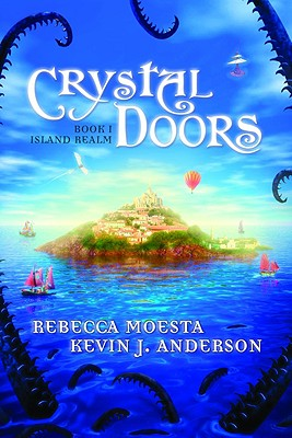 Image for Island Realm (Crystal Doors, No.1)