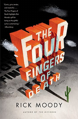 Image for The Four Fingers of Death: A Novel