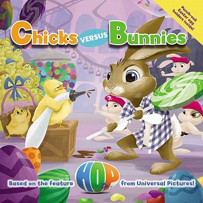 """Hop: Chicks Versus Bunnies, """"Mayer, Kirsten"""""""