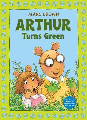Image for ARTHUR TURNS GREEN