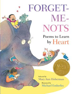 Image for Forget-Me-Nots: Poems to Learn by Heart