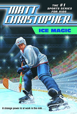 Image for Ice Magic (Matt Christopher Sports Series)