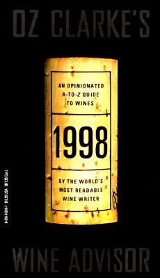Image for Oz Clarke's Wine Advisor 1998