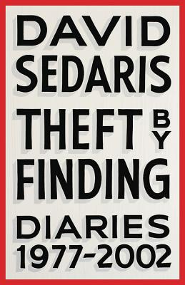 Image for THEFT BY FINDING DIARIES 1977-2002