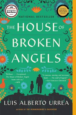 Image for The House of Broken Angels