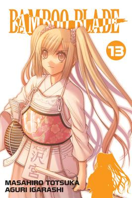 Image for BAMBOO BLADE VOLUME 13